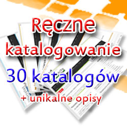 Sklep SEO :: Ręczne katalogowanie stron